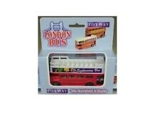 Toyway 41877 - OPEN TOP SIGHT SEEING BUS (Approx 4'' Wide)