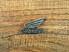 "HONDA SHADOW MOTORCYCLE VEST PIN ~1-1/8"" x 5/8"" LAPEL BADGE BROCHE ANSTECKNADEL"