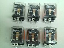 USED 6 Pack! Potter & Brumfield KUHP-5D51-12 SPDT Relay 12V Coil 30A Contact RC