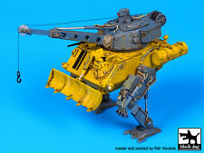 "Blackdog Models 1/72 XP-ARV ""LITTLE JOHN"" Sci-Fi Armored Recovery Robot"