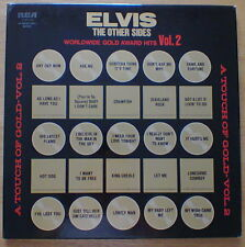 Elvis Presley The Other Sides Worldwide Gold Award Hits Vol. 2 x 4 Vinyl LP Box