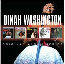 Dinah Washington - Original Album Series [New CD] Hong Kong - Import