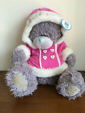 Me To You Tatty Teddy Bear 'Special Friend' Pink Jacket Valentines Gift
