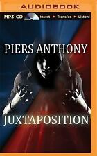 Apprentice Adept: Juxtaposition 3 by Piers Anthony (2015, MP3 CD, Unabridged)