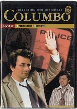 COLUMBO - Intégrale Télé 7 Jours -  DVD N°3 - Saison 1 - Ep 5 et 6 - NEUF