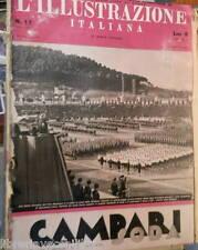 Occupazione Albania Goering Mussolini Esposizione Universale Eur Fiera di Milano