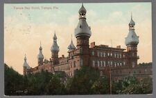 [50970] 1908 POSTCARD THE TAMPA BAY HOTEL IN TAMPA, FLORIDA