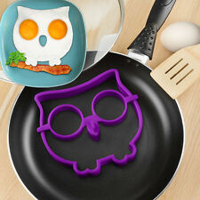 Best New Arrival Owl Eggs Forms Omelette Templates Egg Mold Forms Cooking