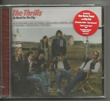 The Thrills - Let's Bottle Bohemia/So Much For The City  SEALED CD US promo