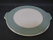 Ancien plat à tarte en céramique Sarreguemines vintage french antique plate