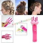Automatic Twist Braid Knitted Device 4Head Hair Braider Styling Gadget For Women
