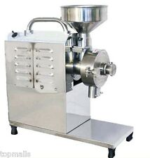 Brand new Food Processing Machinery Multi Function Grain Grind Mill 1.1KW