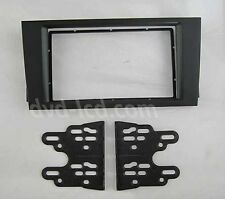 Car Radio Fascia Stereo frame facias for Audi A6 Dash Intallation Bezel Trim Kit