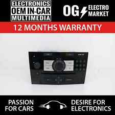 GM OPEL CORSA OEM CAR RADIO MEDIA AUDIO CD PLAYER CD40 USB MP3 497316088