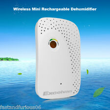Mini Deumidificatore 150ml Wireless Rinnovabile per Armadietti Auto Bagno Armadi