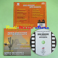 CD MOVIE ORCHESTRA il meglio film western ENNIO MORRICONE 1996(Xi1) no lp mc dvd