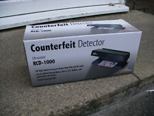 BANKRUPT STOCK-GOOD QUALITY COUNTERFEIT BANKNOTE DETECTOR-ONLY £14.99 DELIVERED!