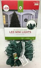 60 LED Mini Dome Light String Set For Christmas Holiday Wedding Outdoor Decor