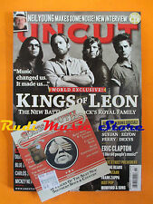 rivista UNCUT 162/2010 CD Black Crowes Kings Of Leon Frank Zappa Neil Young
