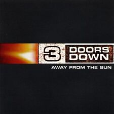 3 Doors Down Away from the sun (2002) [CD]