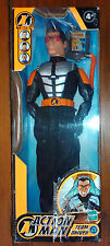 ACTION FIGURE - ACTION MAN - TEAM DRIVER - HASBRO