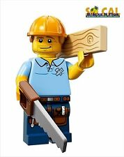LEGO MINIFIGURES SERIES 13 71008 Carpenter