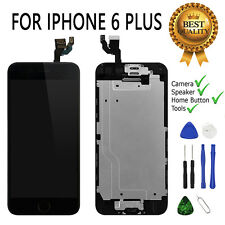 """Replacement For iPhone 6 Plus 5.5"""" LCD Touch Screen & Digitizer Assembly BLACK"""