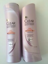 2 Clear Scalp & Hair Beauty Therapy Frizz Control shampoo & Conditioner 12.7oz