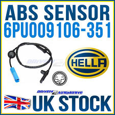 HELLA ABS WHEEL SPEED SENSOR ROVER 75 Tourer (RJ) 1.8 Turbo 05.03-05.05 Estate