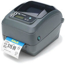 "Zebra GX420T Direct Thermal Transfer Printer 203dpi up to 6"" (152 mm) - New"