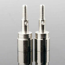 New RC HSP 02033 Silver Wheel Axle 2PCS For HSP 1:10 On-Road Car Buggy Truck