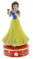 Disney Princess Snow White Hinged Metal Die Cast Trinket Box Ornament DI105