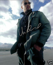 VIN DIESEL AUTOGRAPH SIGNED PP PHOTO POSTER