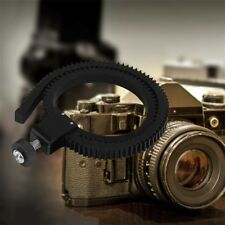 Hot Adjustable Flexible Lens Gear Ring Belt Follow Focus for DSLR Camera FE
