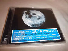 Music from the Films of Steven Spielberg-JAWS/E.T./JURASSIC PARK..NEW SEALED 2CD