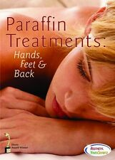 Paraffin Treatments Hands Feet & Back Spa Video On DVD