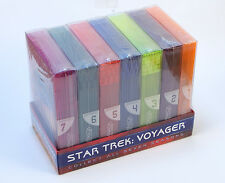 Star Trek Voyager: The Complete Series Seasons 1-7 (DVD, 2004, 47-Disc Set)