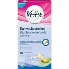 VEET Enthaarungsstreifen Sensitive 10X2 St