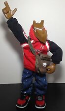 ECKO UNLTD. Brown Rhino Action Figure Citizen Urban Icon 10 Inch figure Toy Doll