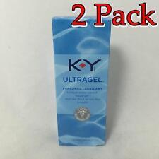 K-Y Ultra Gel Personal Lubricant, 1.5oz, 2 Pack 067981087352A462
