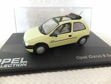 "ALTAYA OPEL CORSA B SWING 1993-2000  1:43   ""YELLOW"""