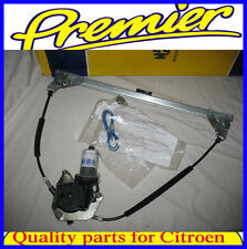 NEW CITROEN ZX 5DR+ESTATE LHF ELECTRIC WINDOW REGULATOR LEVE VITRE GAUCHE 9221A3