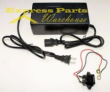 48 Volt 3.0 Amp Battery Charger And Charging Port Panterra E Bike With PC Plug.