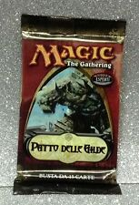 MAGIC THE GATHERING BUSTINA PATTO DELLE GILDE 15 CARD BOOSTER ITALIA A