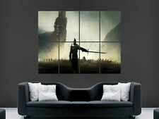 SAMURAI WARRIOR ARMY SWORD ART WALL PICTURE POSTER  GIANT !!