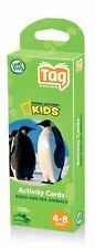 Leapfrog Tag National Geographic Kids: Activity Cards - Birds and Sea Animals