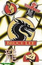 MUSIC POSTER~Bruce Lee Classic Logos Poses Original Full Size Print New~002531