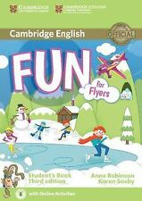 Fun for Flyers Student's Book with Audio with Online Activities by Anne...