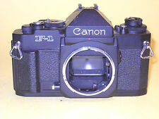 Canon F1 New for FD lenses in very good condition