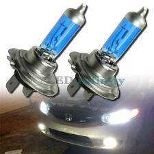 2x H7 Cool White Car SUV High Beam Headlights Fog Lamps Halogen Xenon Bulbs #HA7